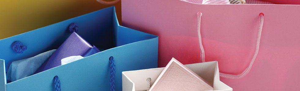 Buste personalizzate e shopping bag