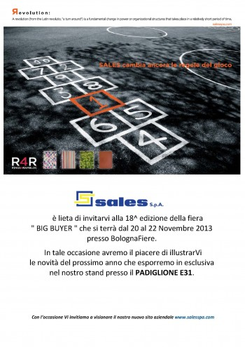big buyer 2013 sales bologna