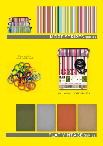 MORE STRIPES_FLAT VINTAGE KIT