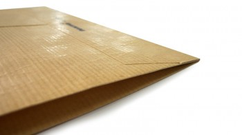 V-block bottom paper envelopes