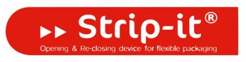 Sistema apri & chiudi Strip-it