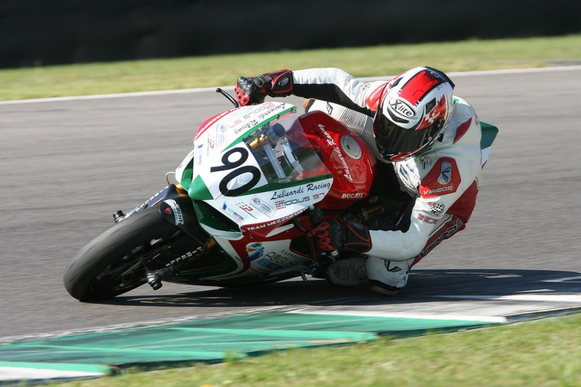 Rambloc at Ducati Trofeo 2012